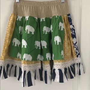 Persnickety Bottoms - Skirt